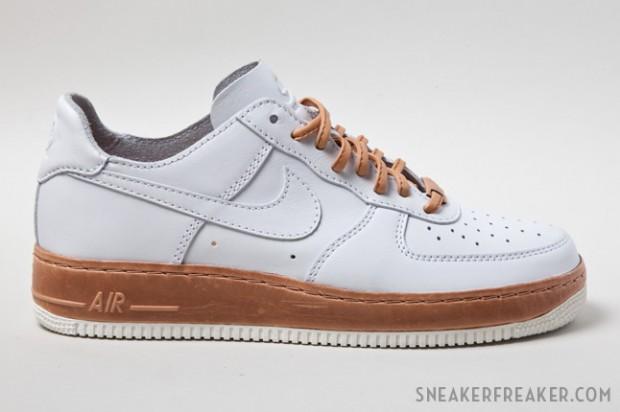 Bespoke Nike Air Force 1: Additional Options