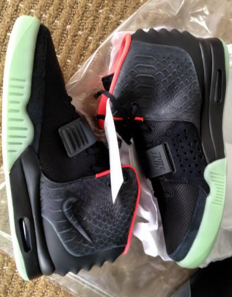 Nike Air Yeezy 2 Retail Price / Release