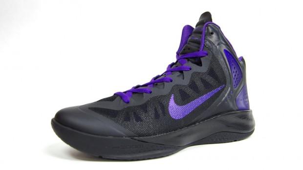 ... Nike Zoom Hyperenforcer BlackPurple 487786-001 2012. 1a254790e939
